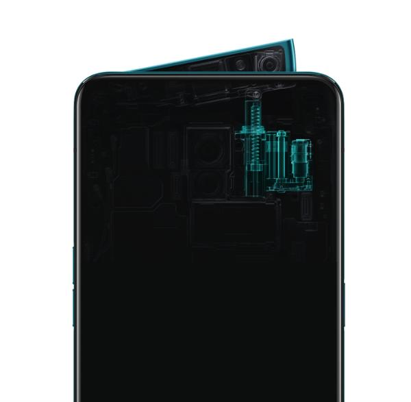 OPPO新专利曝光,采用环绕屏方案