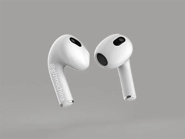 无线耳机也能测量人体数据?AirPods3将增加运动健康追踪功能