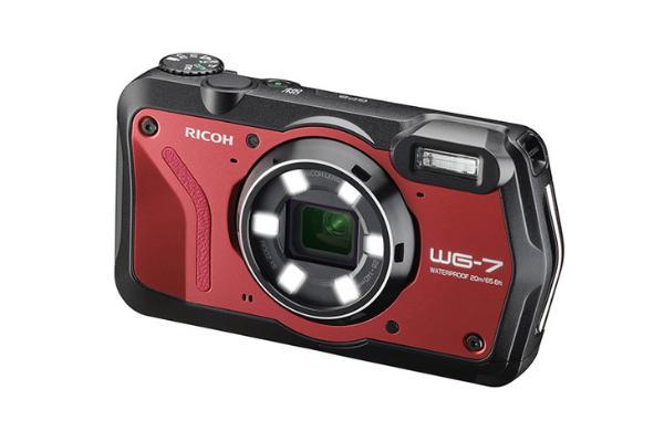 支持水下20米2小时视频录制 理光发布防水相机WG-7