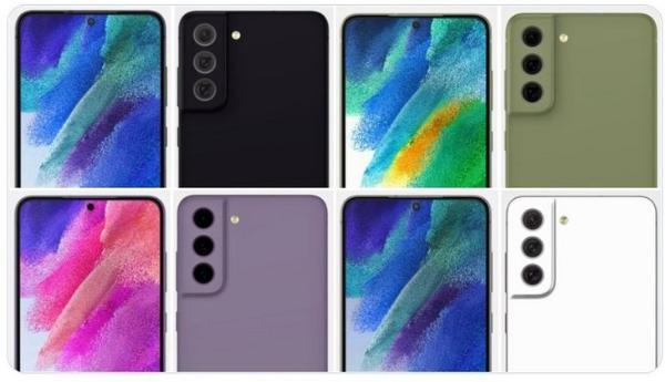 最便宜的骁龙888旗舰手机?三星Galaxy S21 FE曝光