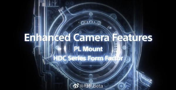 索尼Super 35mm全局快门摄像机将在今年发布?