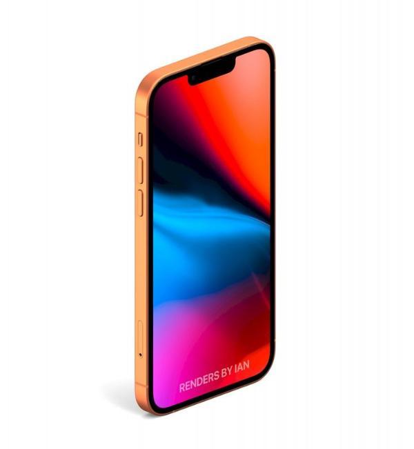 消息称iPhone 13系列将增加橙色新配色