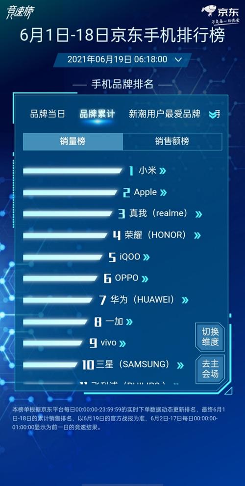 中国市场爆发元年,realme真我618稳居安卓销量TOP2