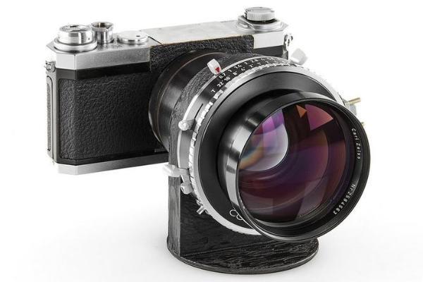 全球仅10支!传奇名镜蔡司Planar 50mm f/0.7拍卖