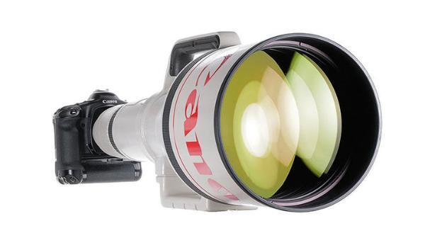 15万美元的镜头你想拥有吗?佳能EF 1200mm F5.6L拍卖