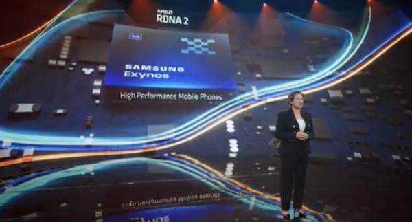 三星或将下月推出包含AMD图形的新一代SOC
