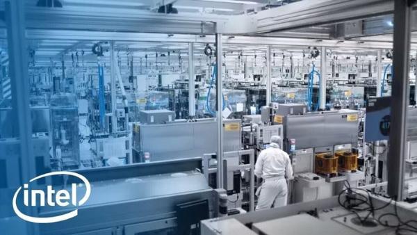 应对全球芯片短缺 英特尔计划在德国巴伐利亚建厂