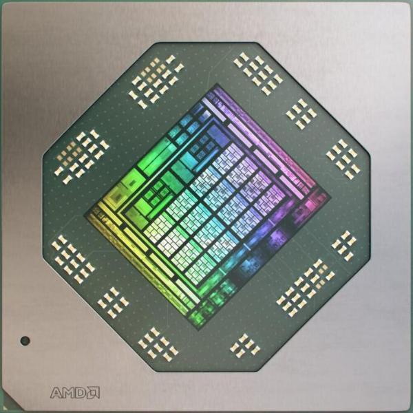 AMD Navi 23显示核心更多细节公布