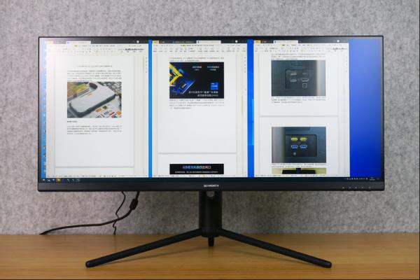 21:9全能显示器 创维显示器F34G4Q评测