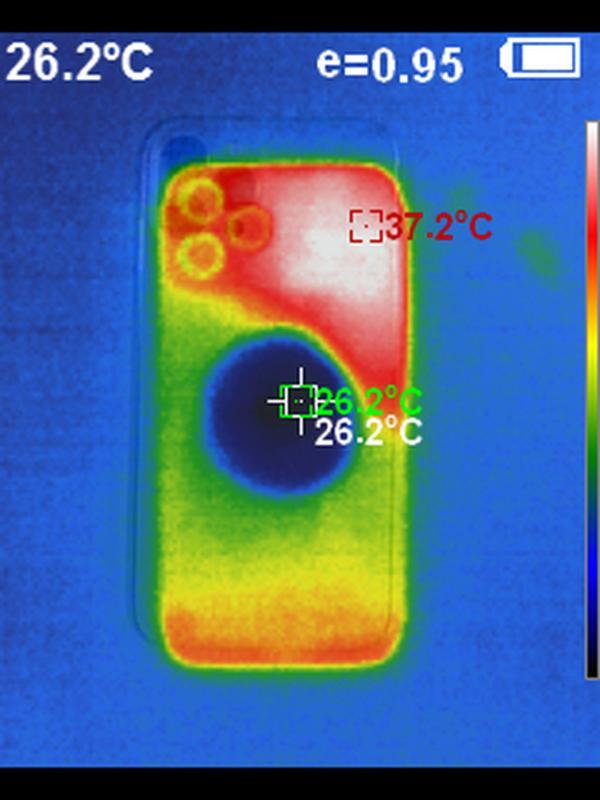IPhone夏季必备神器 黑鲨磁吸散热背夹体验