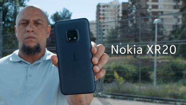 """这样的""""硬家伙""""你喜欢吗?诺基亚XR20真三防5G正式发布"""