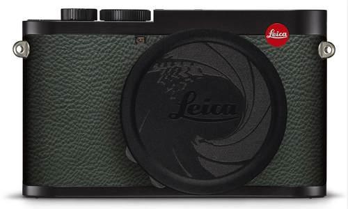 有了它你也是邦德!徕卡Q2数码相机007限量版即将发布