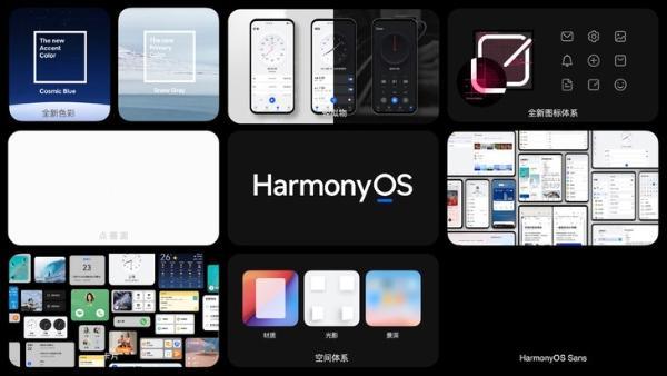和谐共生的UX美学,HarmonyOS用科技打造全新交互体验