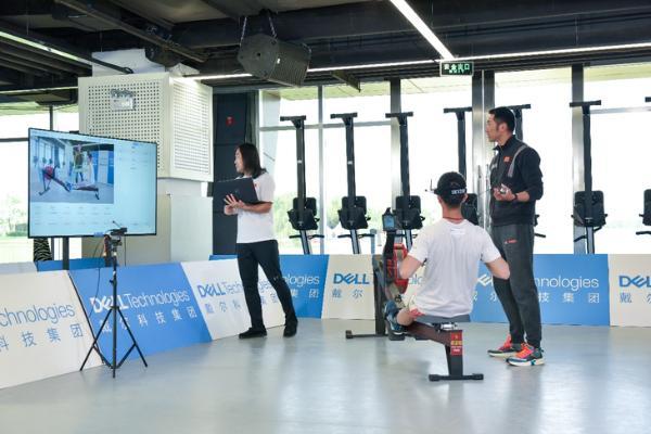 戴尔&人工智能联合实验室专访:用科技助力竞技体育