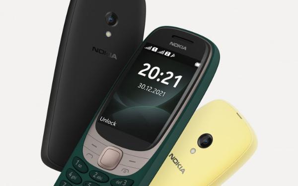 诺基亚推出新6310功能机,售价40欧元