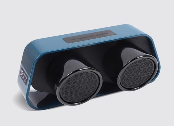 保时捷20周年纪念版911蓝牙音箱限量发售