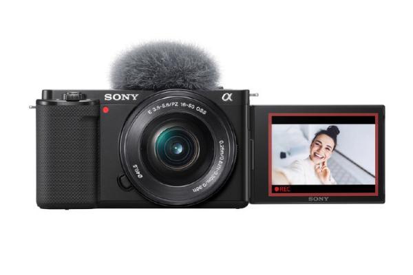 vlog与直播专属微单索尼ZV-E10发布 售价4500元