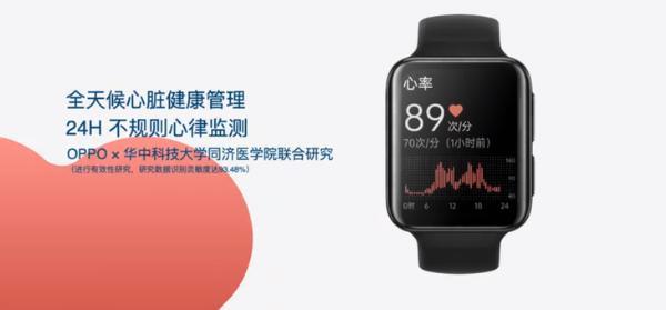 OPPO加速健康领域布局,未来或有更多产品推出