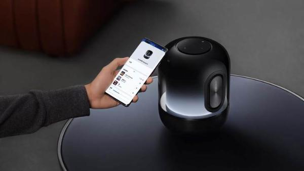 华为首款三分频智能音箱正式发布,颜值和音质爱了