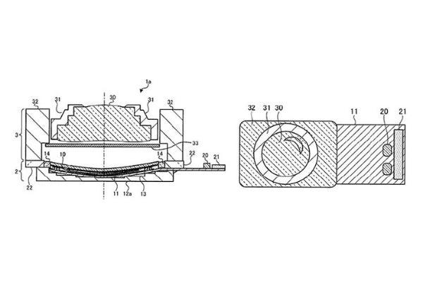 索尼全新曲面传感器专利曝光 又一个黑科技吗?
