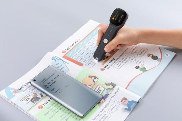 华为智选 阿尔法蛋词典笔S:一款更懂孩子的智能学习设备