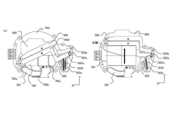 为新机做准备?佳能注册全新保护感光元件专利