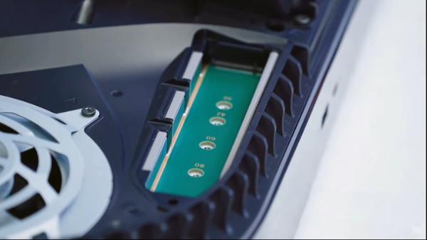 索尼开放PS5硬盘加装,最高可扩容至4TB