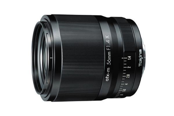 蹭上富士的第三波!图丽发布atx-m 56mm F1.4 X镜头