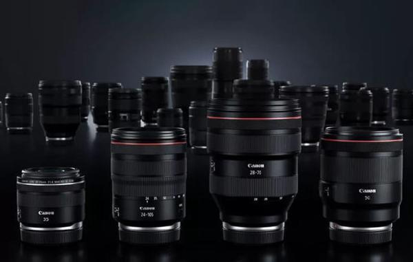惨遭泄漏?佳能RF24mm微距以及18-45和100-400镜头曝光!