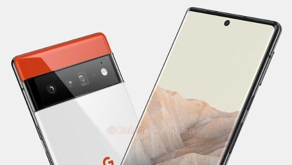 谷歌Pixel 6系列曝光,或搭载谷歌自研芯片