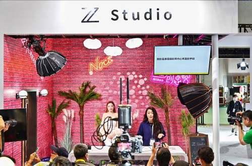 尼康参展第二十三届上海国际摄影器材和数码影像展览会