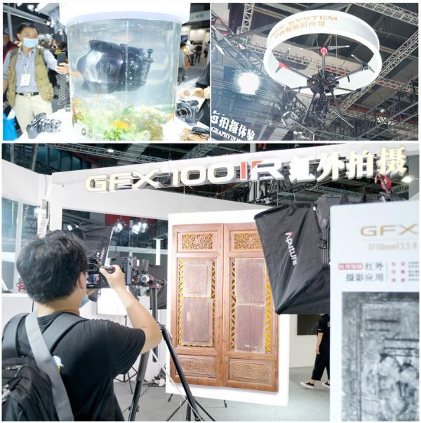 影像整体解决方案全线亮相 富士胶片参展P&I SHANGHAI 2021