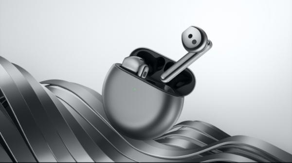 又双叒叕升级 华为FreeBuds 4做更懂你的无线蓝牙耳机