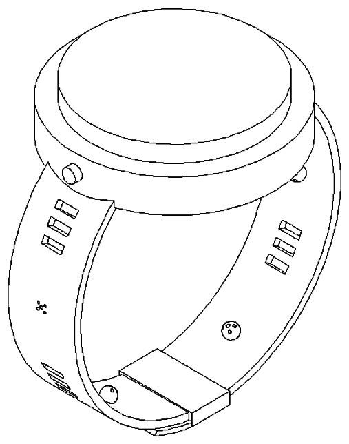 科大讯飞智能手环专利曝光,既能通话也能对皮肤喷雾加湿