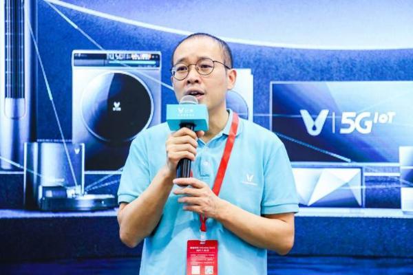 2021建博会访谈云米科技CEO陈小平:做年轻人心中的科技潮牌