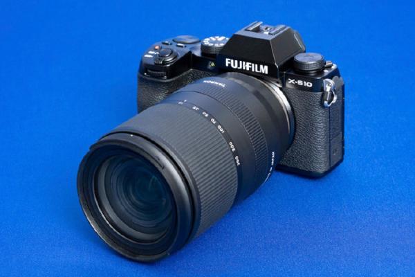 腾龙富士X卡口18-300mm镜头真机与规格曝光
