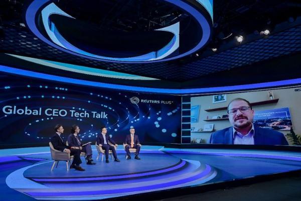 荣耀高通双方CEO高层对话,全球化商业版图实现互补