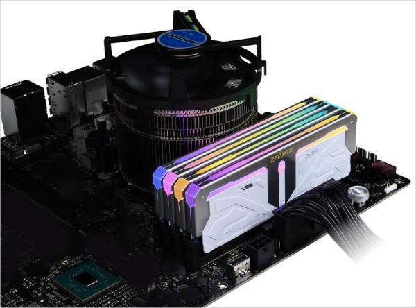 ZADAK发布DDR5内存:频率可达7200MHz