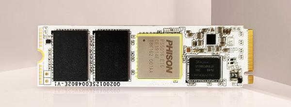 高颜值的PCIe 4.0硬盘,影驰 HOF Pro 20挺不错