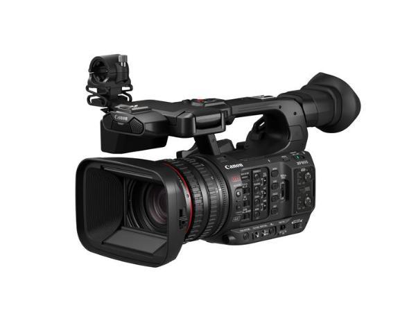 佳能推出小巧高画质专业级4K摄像机XF605