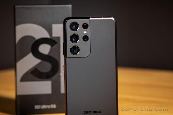 曝三星Galaxy S22 Ultra可能延续上一代相机配置