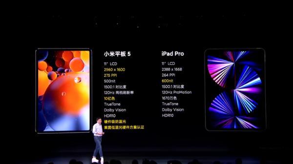 小米平板5正式发布,专有系统+三种配色,售价1999起
