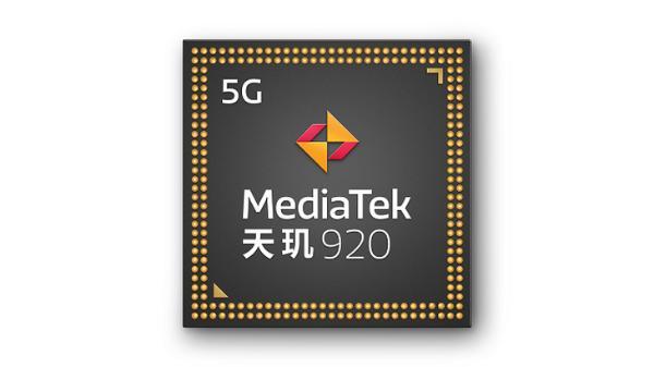 联发科发布天玑 920 和天玑 810 芯片