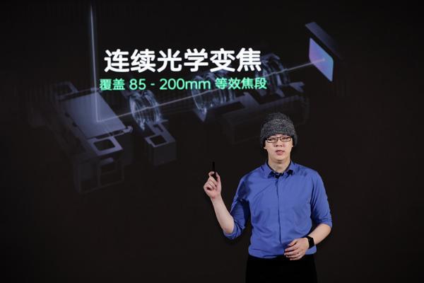 专访OPPO刘谦易:连续光变支持高像素,RGBW让夜景更美