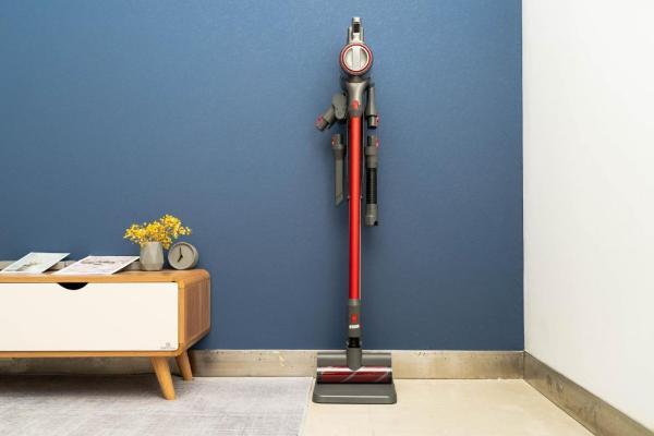 轻松搞定多场景清洁!石头手持无线吸尘器H7让居家更舒服