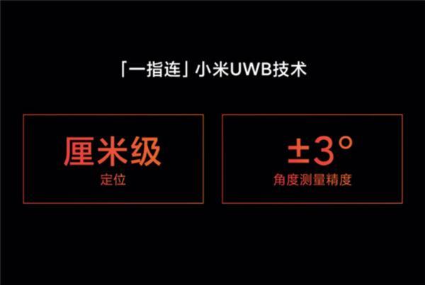 小米MIX4将支持UWB技术,实现设备间无感传输、操控