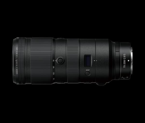 优秀光学表现 DXOMARK发布尼克尔Z 70-200mm f/2.8 VR S镜头评测