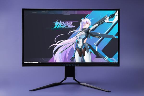 G-Sync电竞大屏 雷神银翼LQ27F165L评测
