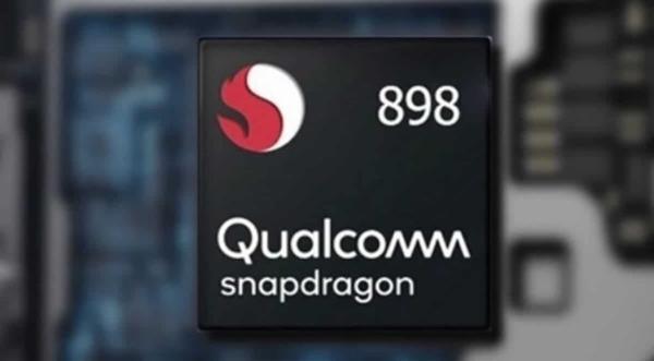 骁龙898芯片曝光,性能大涨20%
