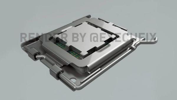 AMD新一代CPU插槽曝光,确认采取LGA形态